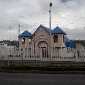 San Roque de Huachi Chico
