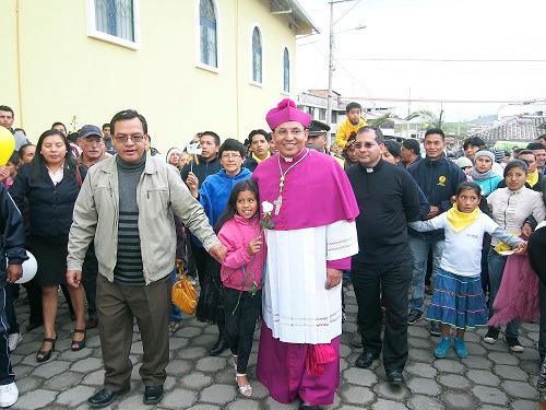 Iglesia de Cunchibamba