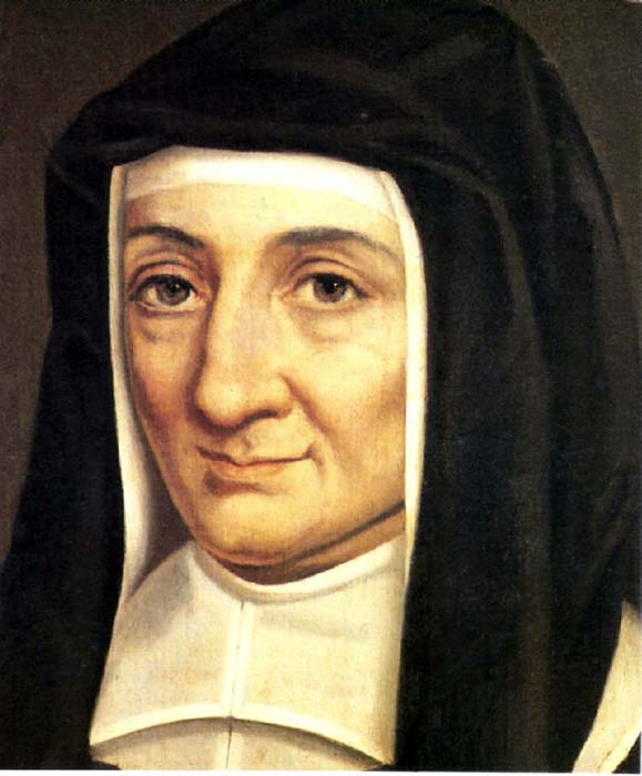 Santa Luisa de Marrillac