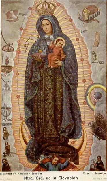 Virgen de la Elevación Ambato