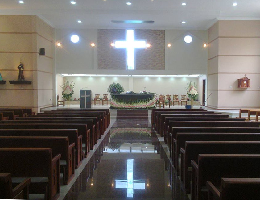 Iglesia Huachi Grande