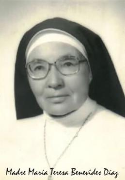 Madre María Teresa Benavides Díaz