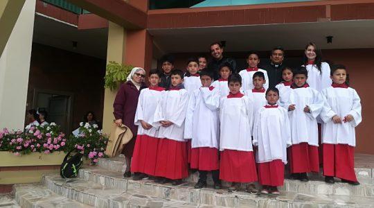 Encuentro Diocesano de Monaguillos