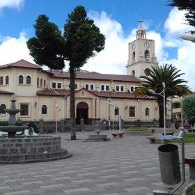 Santiago Apóstol de Quero