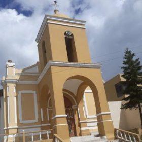 San Miguel Arcángel de Montalvo