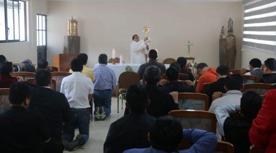 Retiro de Presbiterio 2019